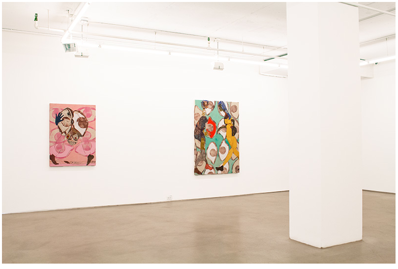 Out of Body Thierry Goldberg, New York Installation View May 2015